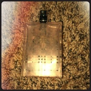 Burberry Brit sheer used 1/2 about